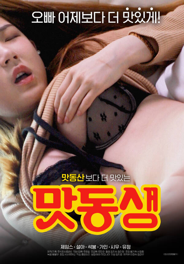 18+ Taste brother 2021 Korean Movie 720p HDRip 762MB Download