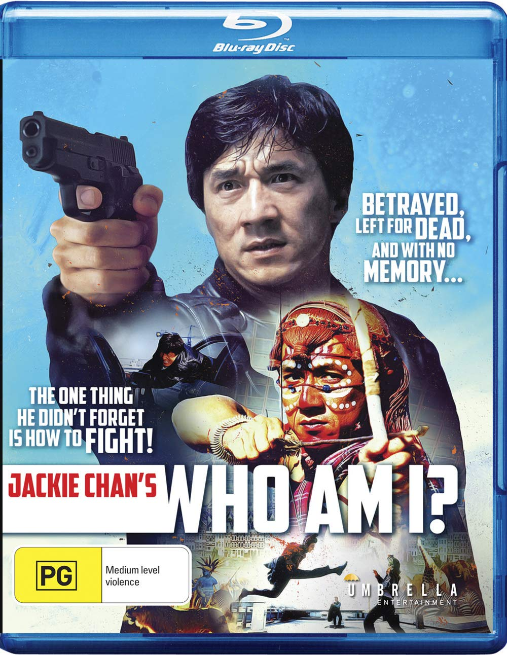 Who Am I? 1998 Hindi Dual Audio 392MB BluRay Download