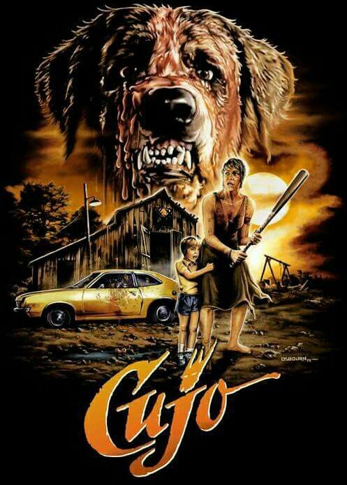Cujo 1983 Dual Audio Hindi 350MB BluRay Download