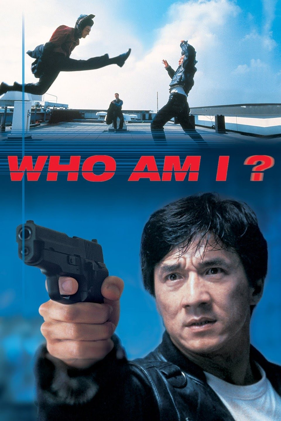 Who Am I 1998 Dual Audio Hindi 380MB BluRay Download