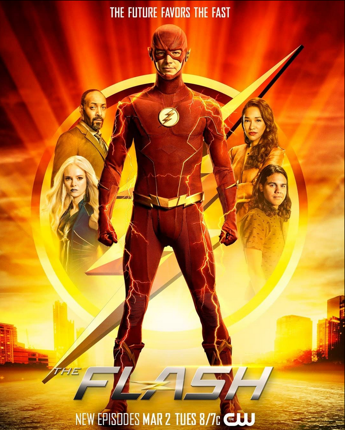 The Flash 2014 S07E09 English 720p HDTVRip 280MB Download