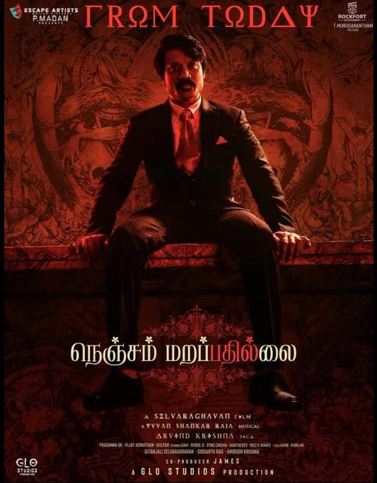 Nenjam Marappathillai 2021 Tamil 720p PreDVDRip 900MB | 405MB Download
