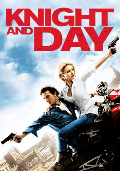 Knight and Day 2010 Dual Audio Hindi Extended BluRay 440MB Download