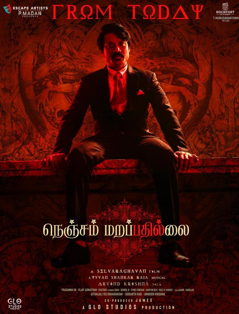 Nenjam Marappathillai 2021 Tamil PreDVDRip 400MB Download