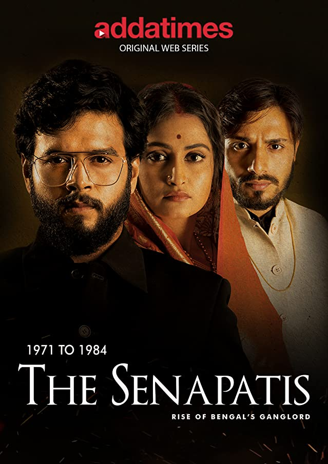 The Senapatis 2019 S01 Bengali Complete Addatimes Original Web Series 550MB HDRip 480p x264 AAC