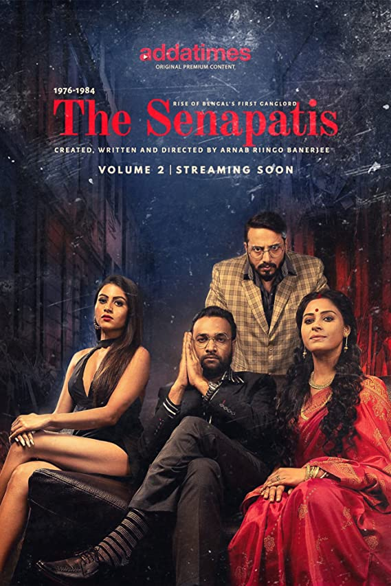 The Senapatis 2021 S02 Bengali Complete Addatimes Original Web Series 720p HDRip 2.2GB x264 AAC