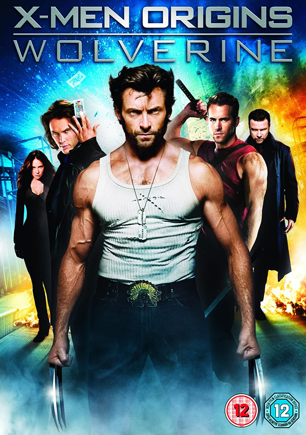 X-Men Origins Wolverine 2009 Dual Audio 720p BluRay [Hindi ORG + English] ESubs