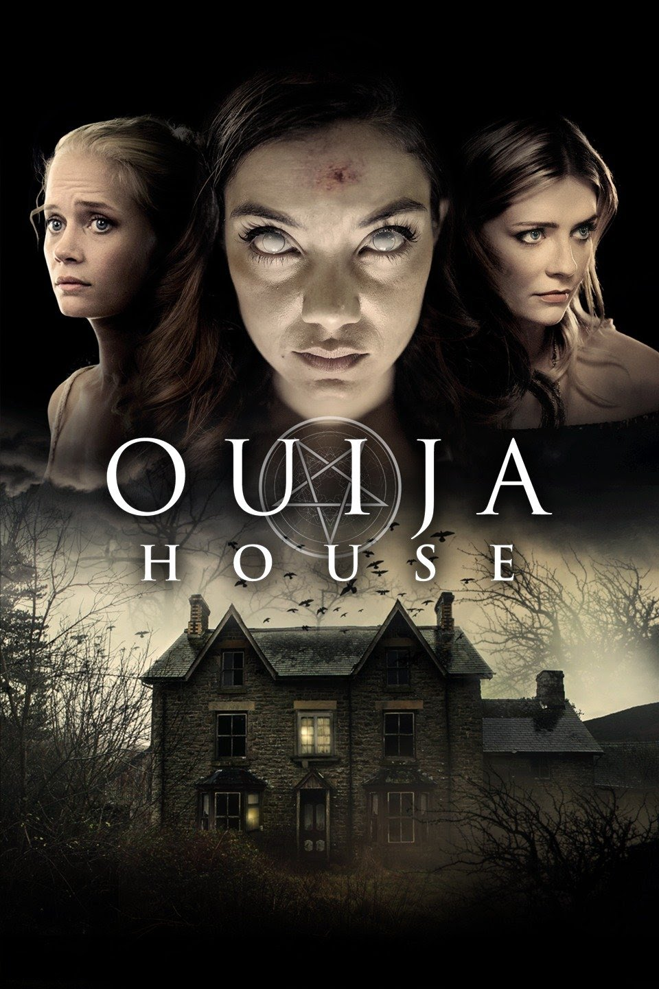 Ouija House 2018 Dual Audio Hindi 350MB HDRip ESub Download