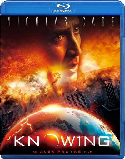 Knowing 2009 Hindi Dual Audio 720p BluRay ESubs 800MB Download