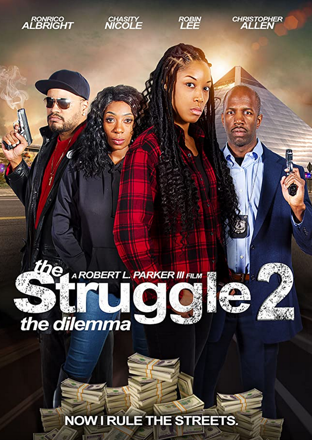The Struggle 2 The Dilemma 2021 English 720p HDRip 800MB | 315MB Download