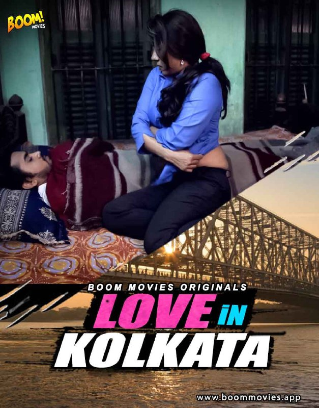 18+ Love in Kolkatta 2021 BoomMovies Originals Hindi Short Film 720p HDRip 100MB x264 AAC