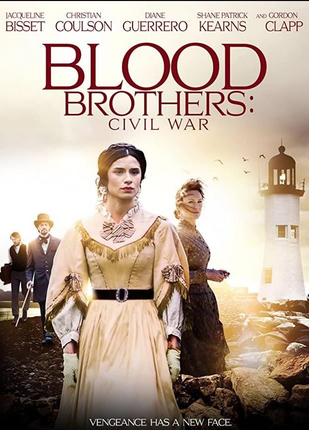 Blood Brothers Civil War 2021 English 720p HDRip 800MB   350MB Download
