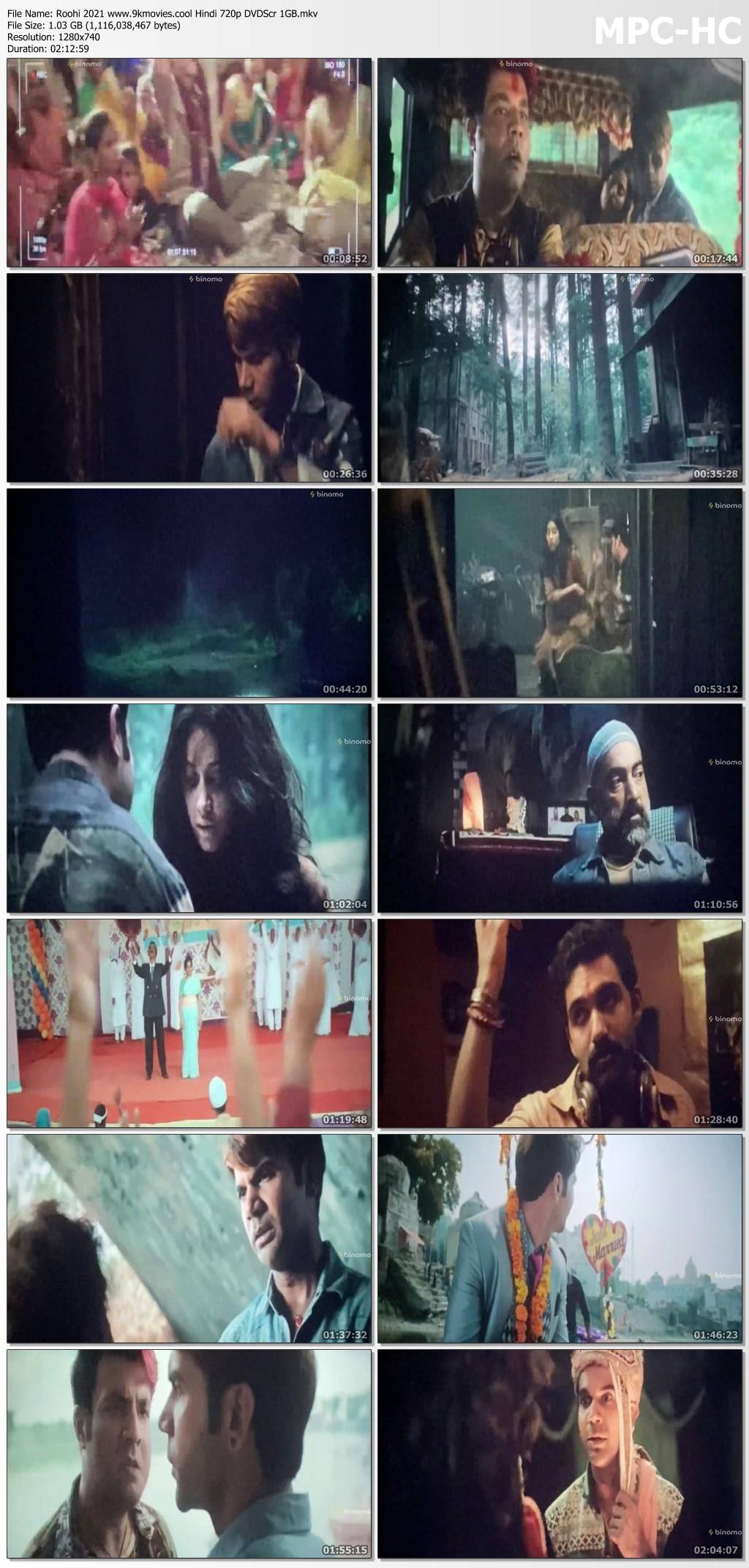 Roohi 2021 Hindi Movie Download