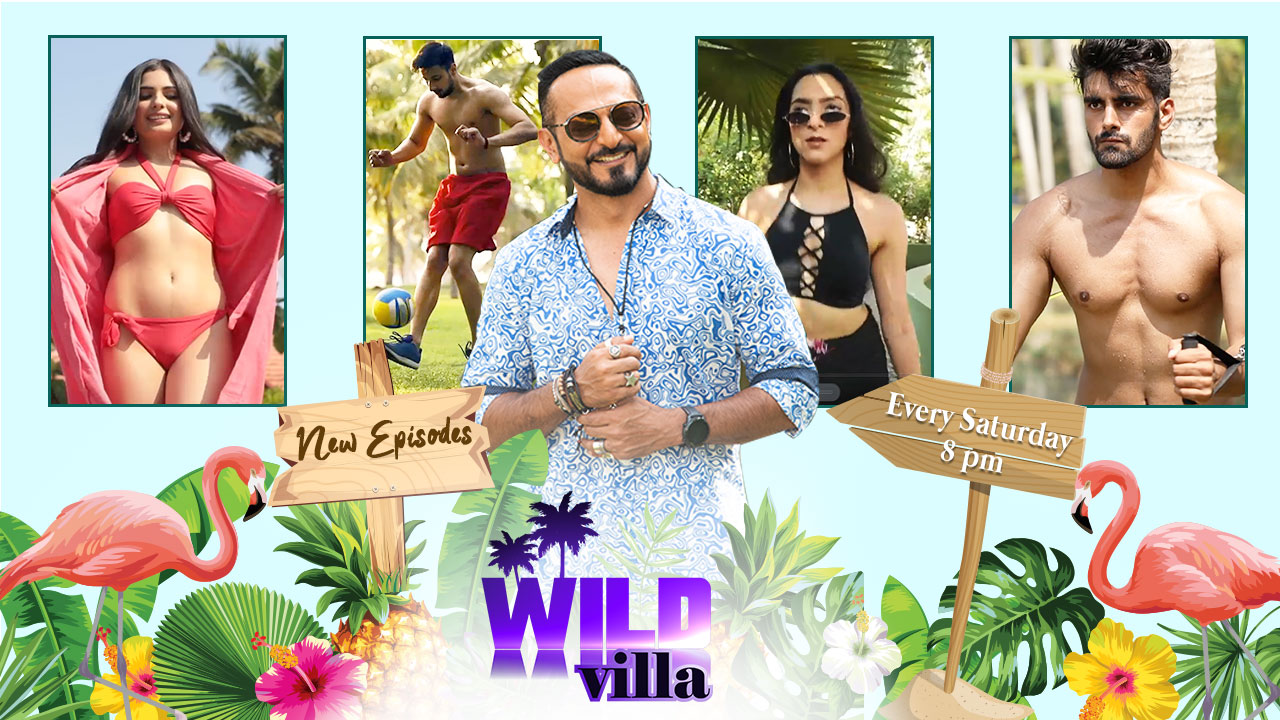Wild Villa S01 (10 April 2021) Hindi 720p HDRip 200MB Download