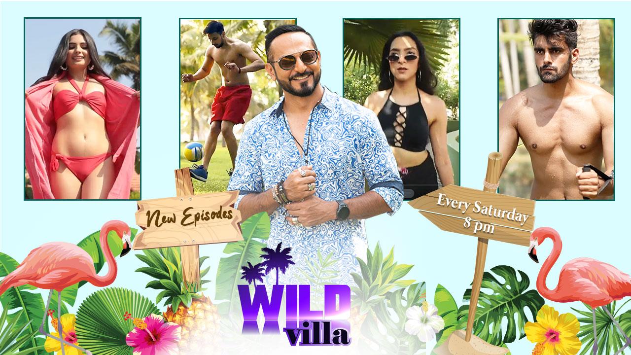 Wild Villa S01 (15 May 2021) Hindi 720p HDRip 300MB Download