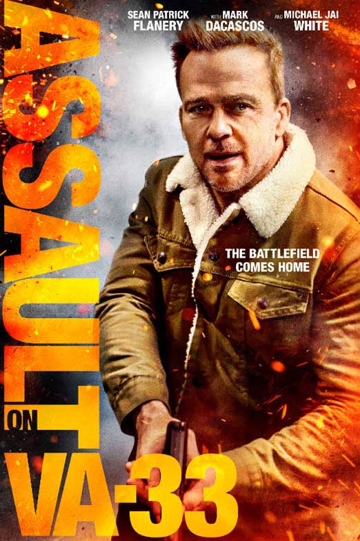 Assault on Station 33 2021 English 720p HDRip 800MB | 280MB Download