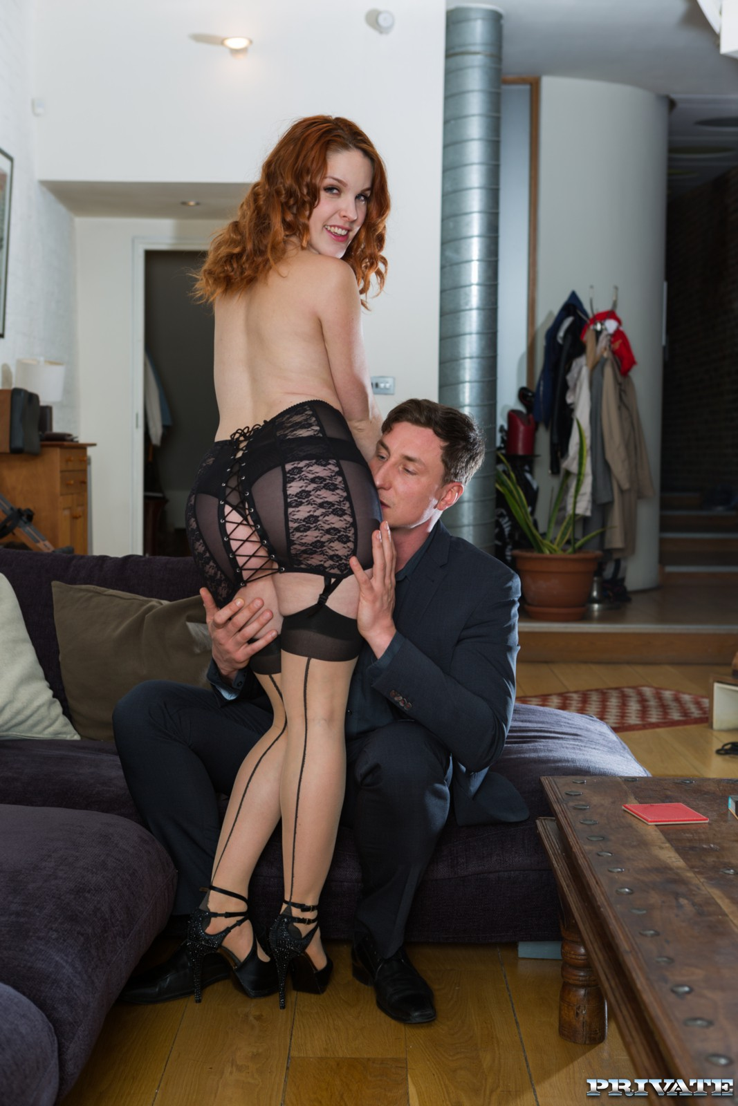 18+ Red Head Gets Cum Hairy Pussy (2021) New Adult 720p HDRip 300MB Download