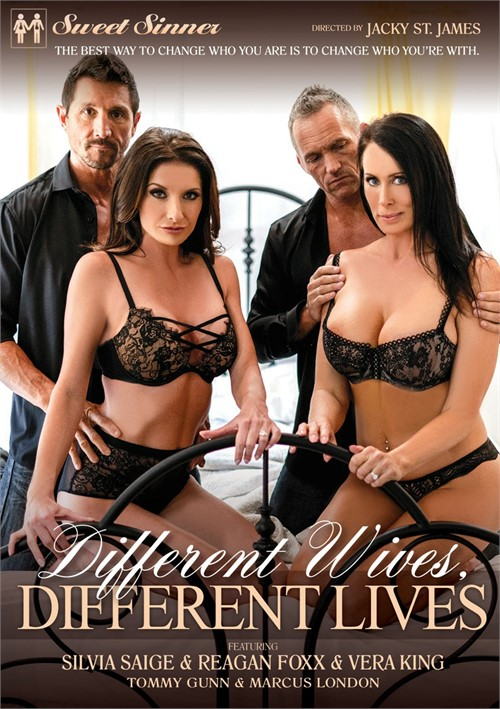 18+ Different Wives 2021 English UNRATED 720p WEBRip Download