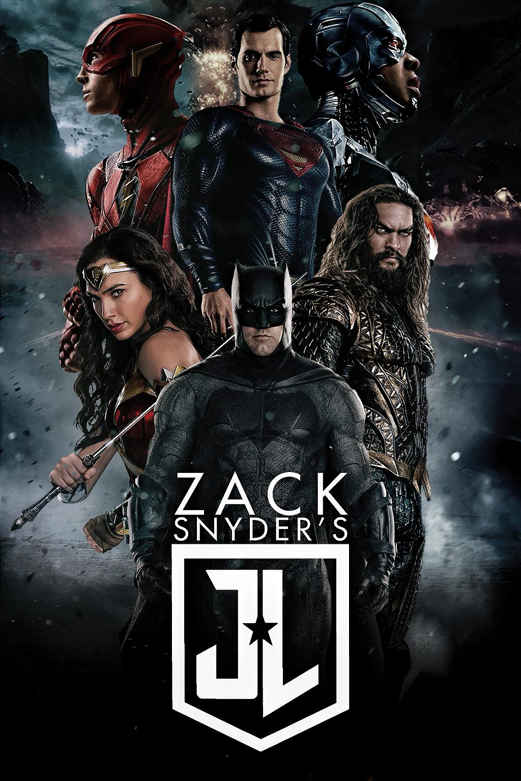 Zack Snyder's Justice League 2021 English Full Movie 480p HDRip ESubs 700MB x264 AAC