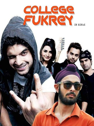 College Fukrey 2019 Hindi 1080p AMZN HDRip ESubs 2GB Download