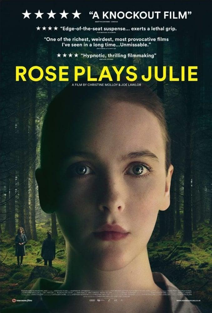 Download Rose Plays Julie 2021 English 480p HDRip 300MB