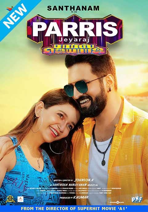 Parris Jeyaraj 2021 Tamil HDRip 400MB Download