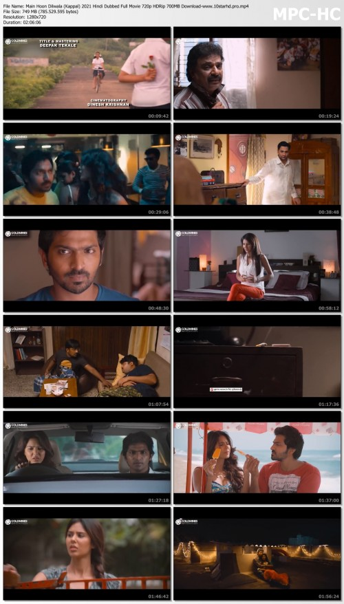 Main Hoon Dilwala Kappal Screen Shot 2