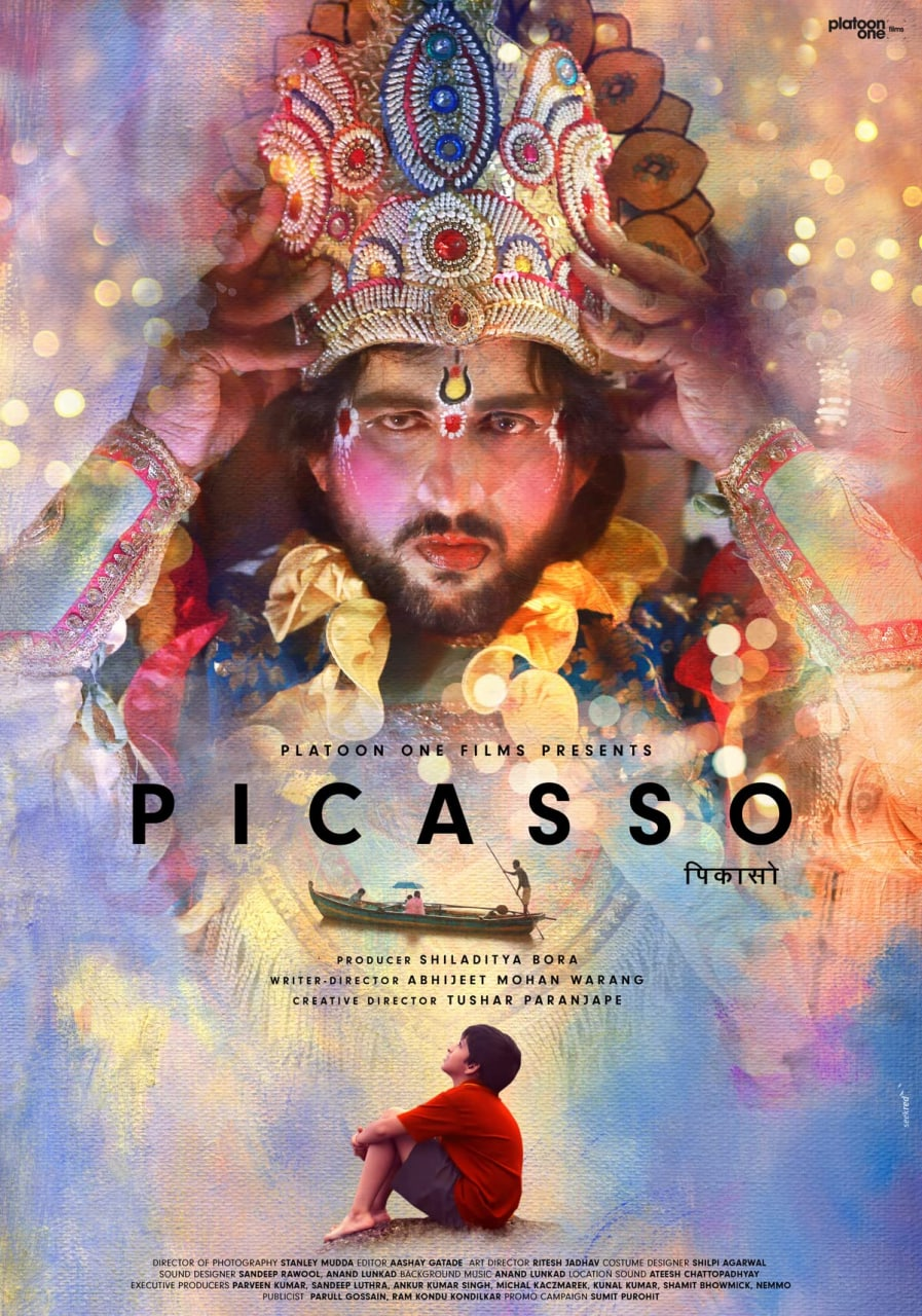 Picasso 2021 Marathi 720p AMZN HDRip ESubs 500MB Download