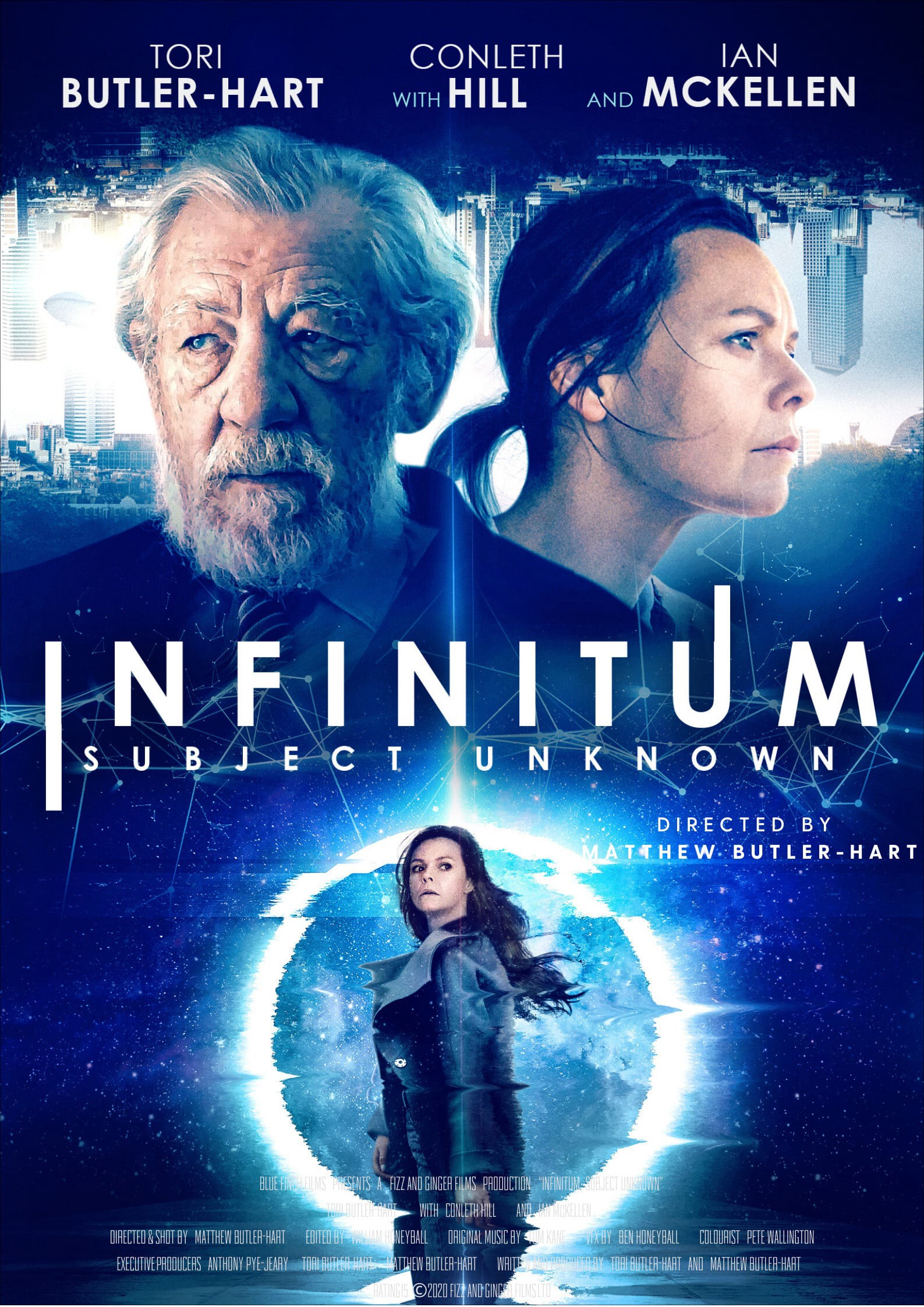 Infinitum Subject Unknown 2021 English 480p |  720p HDRip 800MB | 270MB Download
