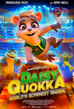 Daisy Quokka Worlds Scariest Animal 2021 Dual Audio 720p HDRip Hindi – English]