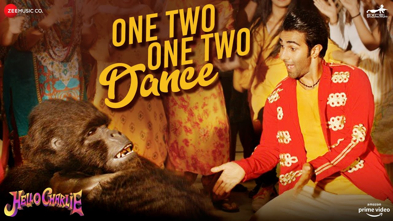 One Two One Two Dance (Hello Charlie) 2021 Hindi Video Song 1080p HDRip 86MB Download