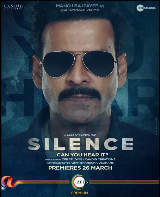 Silence Can You Hear It (2021) Hindi 1080p Zee5 HDRip ESubs 2.2GB