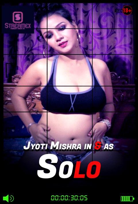 Jyoti Mishra 2021 StreamEx Solo Uncut 720p HDRip 100MB x264