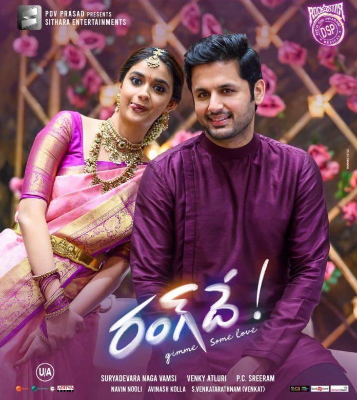 Rang De 2021 Telugu 720p HQ Pre-DVDRip 900MB Download