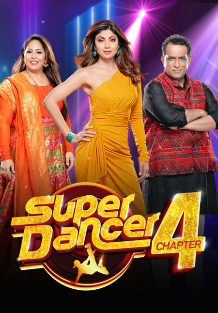 Super Dancer Chapter 4 (11th April 2021) Hindi 200MB HDRip 480p Download