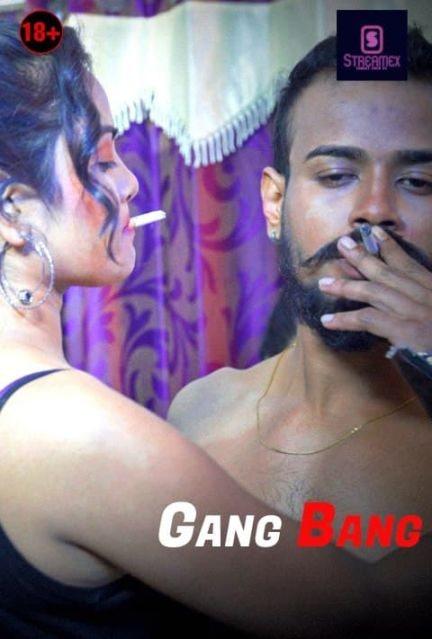 18+ Gang Bang 2021 StreamEX Hindi Short Film 720p HDRip 150MB x264 AAC