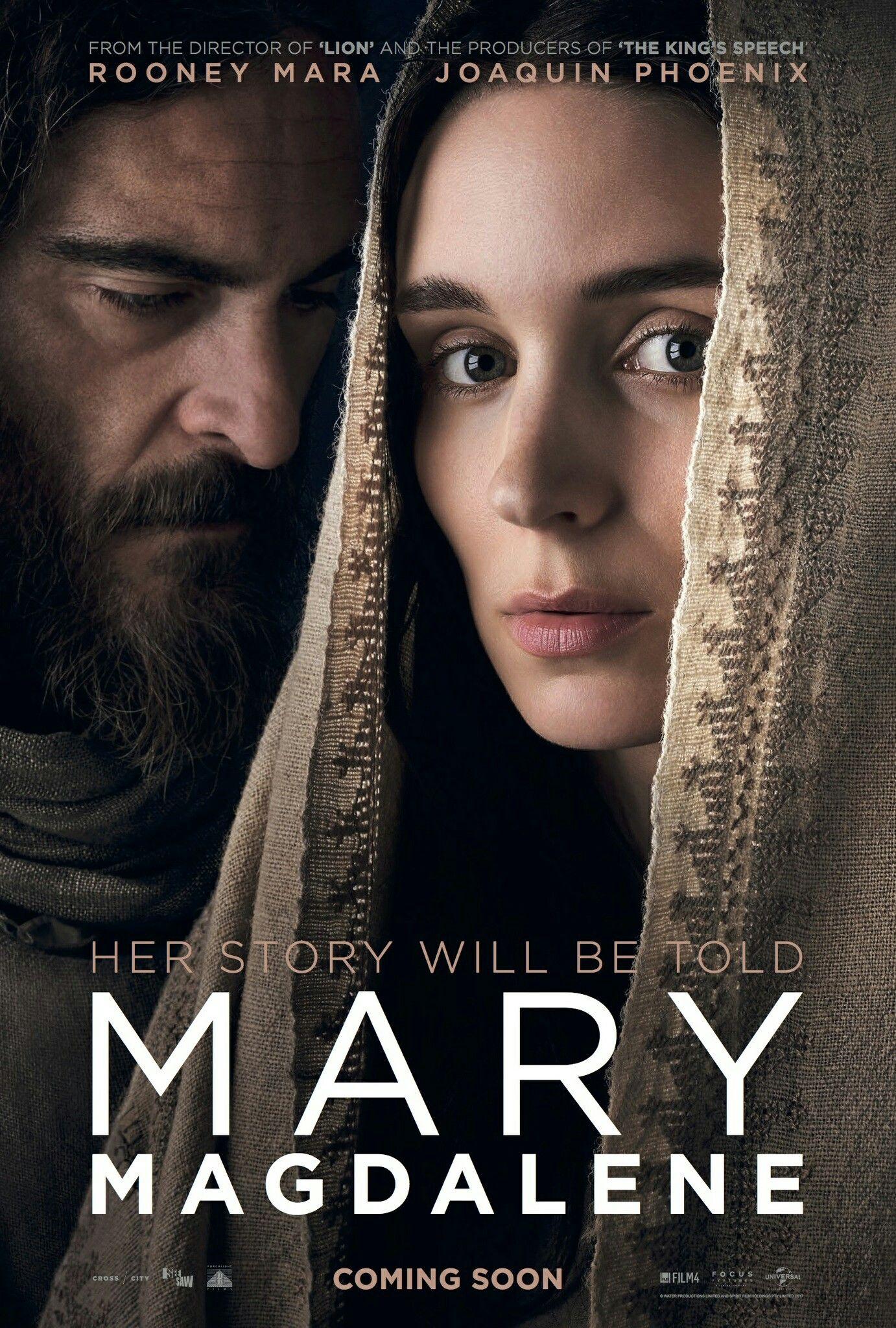 Download Mary Magdalene 2018 Hindi Dual Audio 1080p BluRay ESubs 2GB