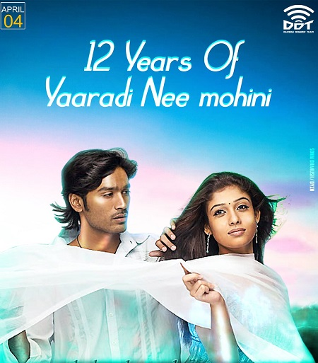 Download Yaaradi Nee Mohini (Phir Aaya Deewana) 2021 Hindi Dubbed 720p HDRip 1.4GB