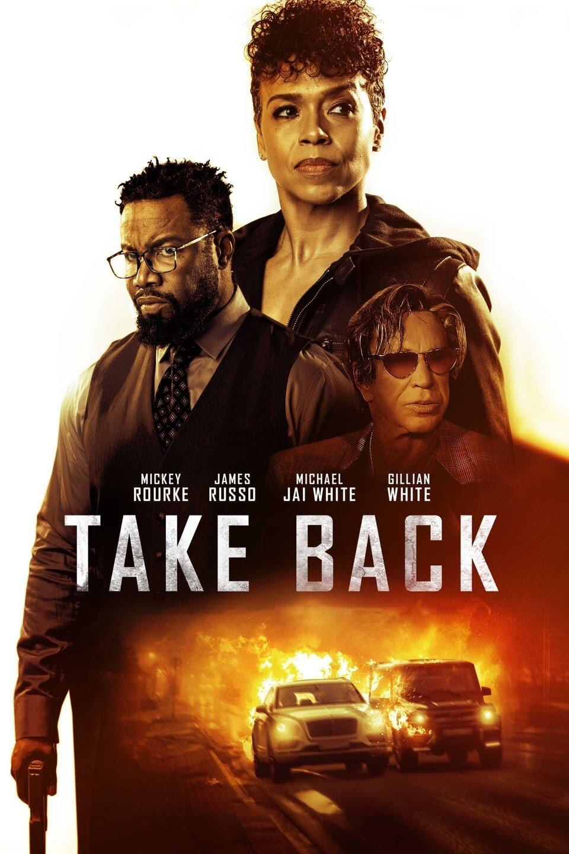 Take Back 2021 Hindi Dubbed 720p HDRip 800MB Download
