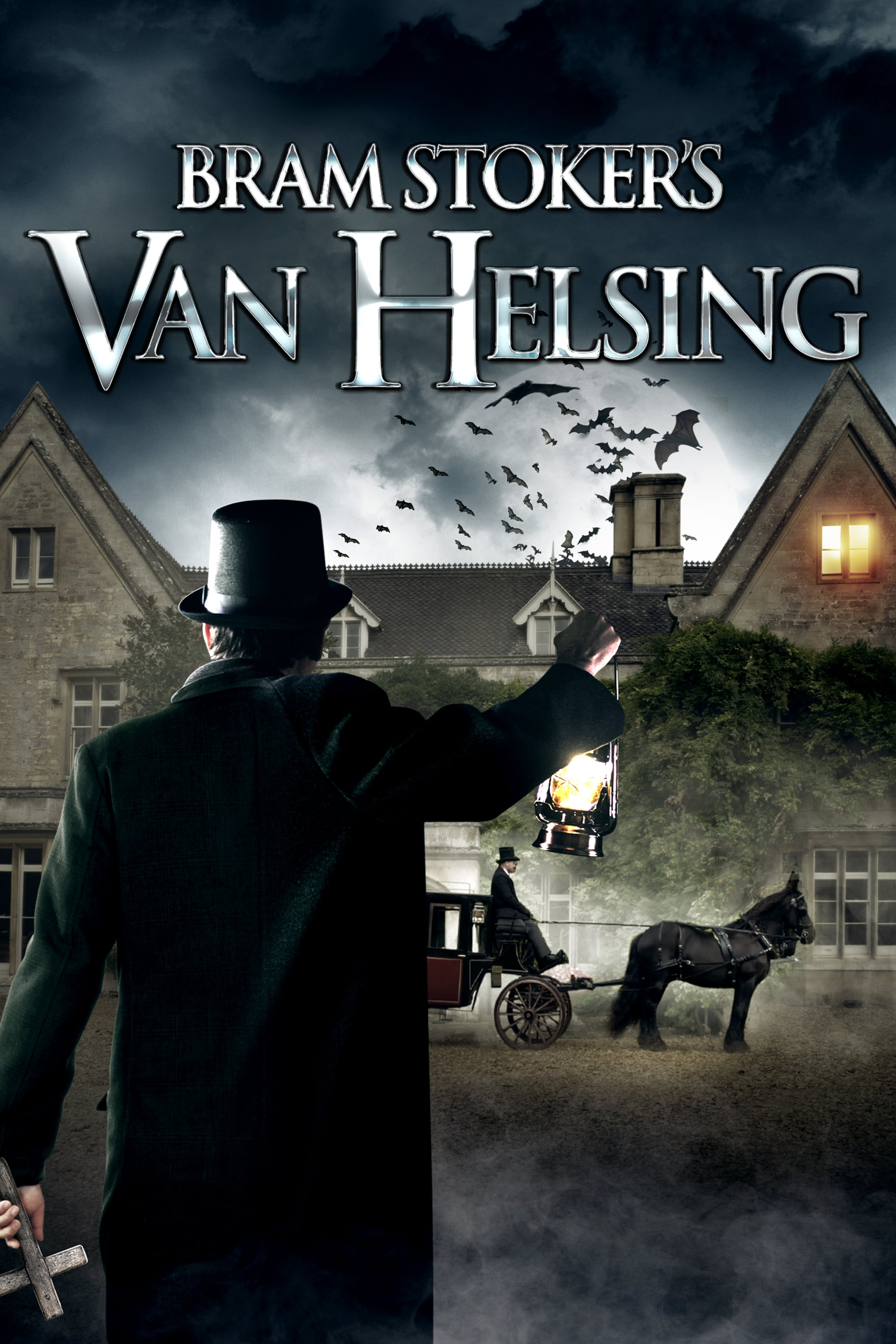 Download Bram Stokers Van Helsing 2021 English 480p HDRip 300MB