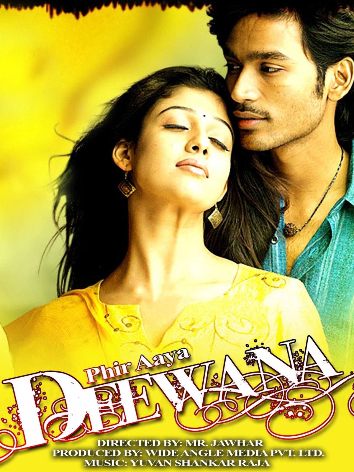 Yaaradi Nee Mohini (Phir Aaya Deewana) 2021 Hindi Dubbed 720p HDRip 1.2GB Download