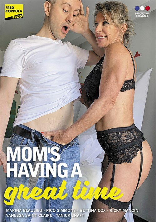 18+ Moms Having a Great Time 2021 English UNRATED 720p WEBRip Download