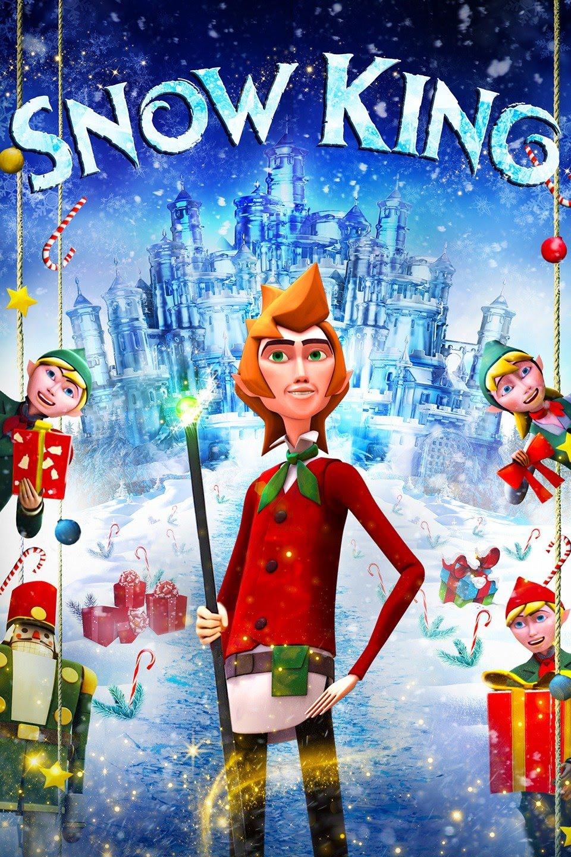 The Wizard's Christmas Return of the Snow King 2016 Hindi Dual Audio 300MB HDRip ESubs