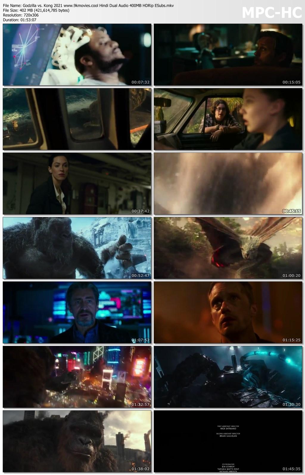 Godzilla vs. Kong 2021 screenshot HDMoviesFair