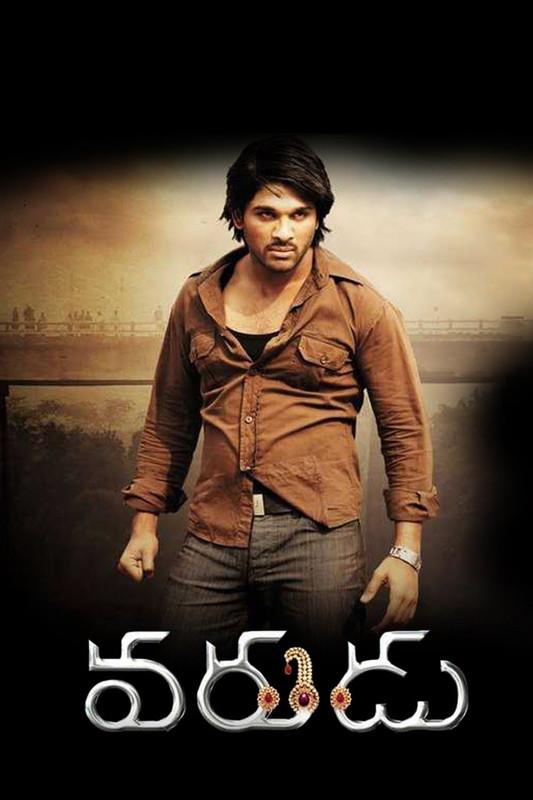 Varudu 2010 Hindi Dubbed ORG HDRip 350MB Download
