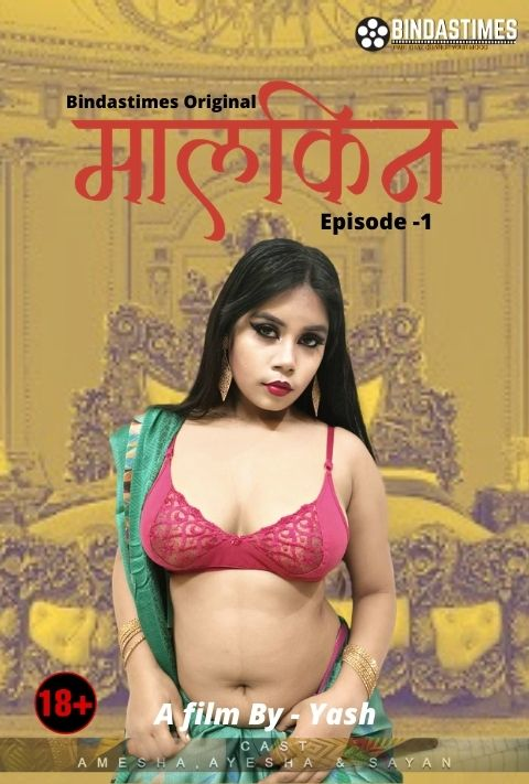 Malkin 2021 S0101 Hindi BindasTime Originals Web Series 720p HDRip 150MB Download