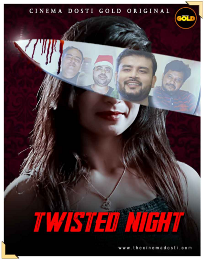 Twisted Night 2021 S01EP01 Hindi GoldFlix Originals Web Series 720p HDRip 200MB Download