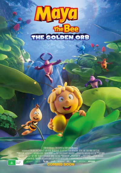 Maya The Bee The Golden Orb 2021 English 720p HDRip 797MB   300MB Download