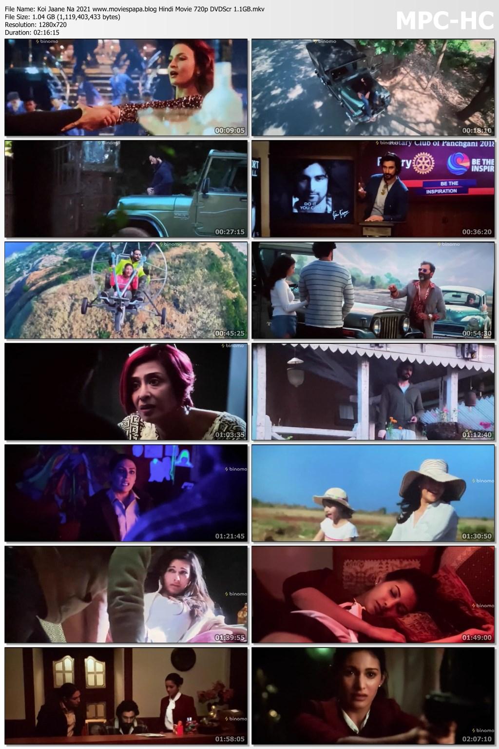 Koi Jaane Na 2021 screenshot HDMoviesFair
