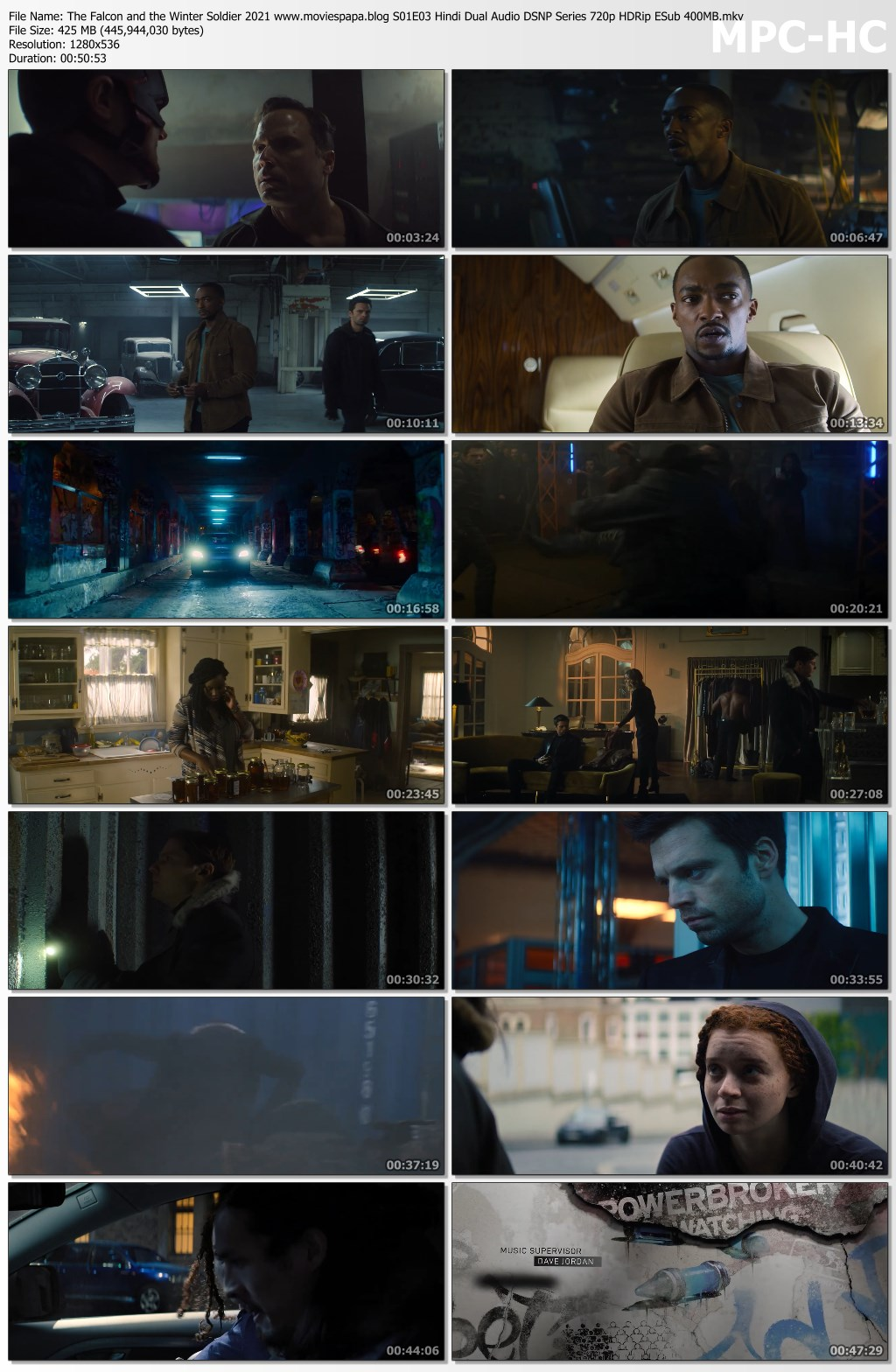 The Falcon and the Winter Soldier 2021 screenshot HDMoviesFair
